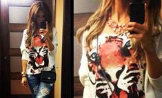 Анна Седокова нашла идеальную марку одежды