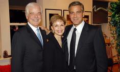 Папа Джорджа Клуни: «Мои внуки прекрасны!»