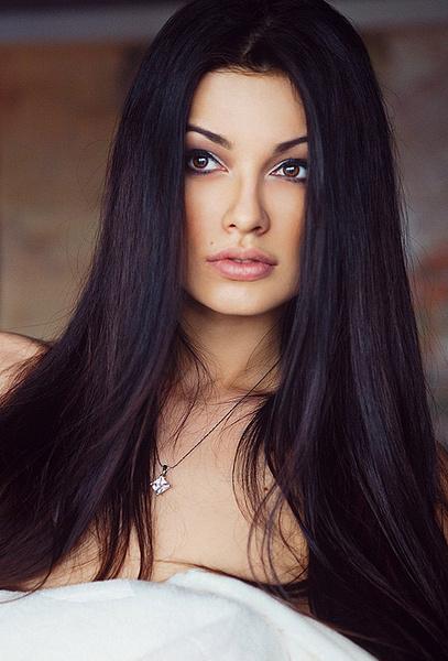 Диана Ютишева, модель, фото