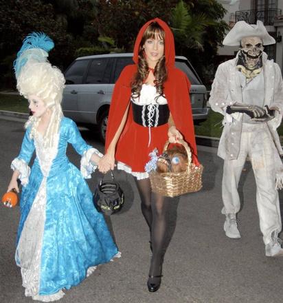 Хэллоуин, костюмы на Хэллоуин