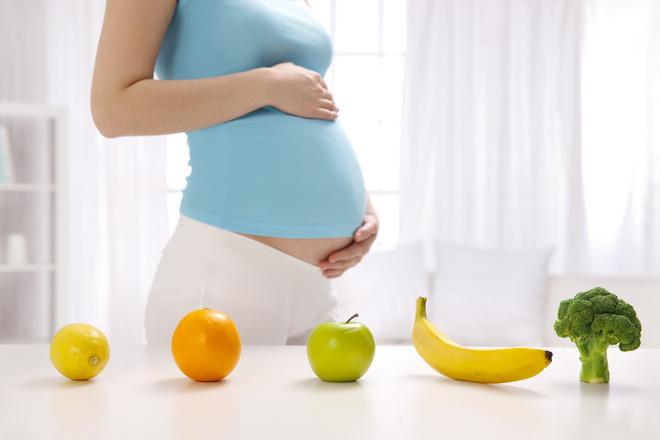 Питание беременной с лишним весом 96