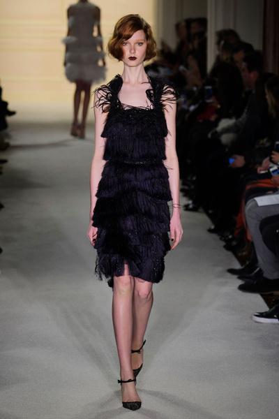 Показ Marchesa на Неделе моды в Нью-Йорке | галерея [1] фото [22]