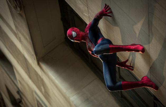 «Новый Человек-паук: высокое напряжение».