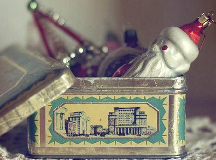 избавляться от старых вещей под Новый год