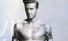 Премьера видео David Beckham for H&M состоится на суперкубке