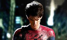 Новый Человек-паук Эндрю Гарфилд! Фото