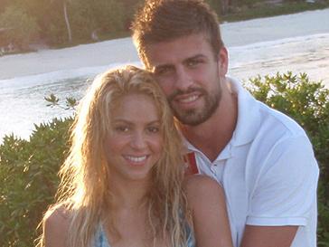 Шакира (Shakira) и Жерар Пике (Gerard Pique) встречаются