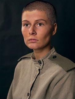 Мария Кожевникова в фильме «Батальон смерти» отрезала волосы