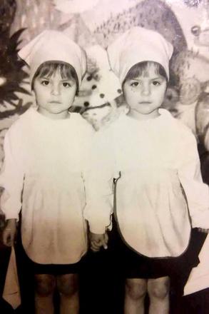 Фотопроект о близнецах Краснодара
