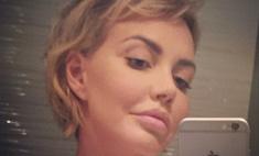 Маша Малиновская подстриглась под мальчика
