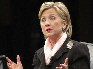 Хилари Клинтон (Hilary Clinton)