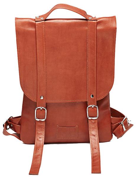 Кожаный рюкзак Kokosina