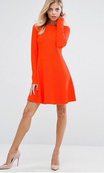 Платье Boss Orange Lesibell на Asos, фото