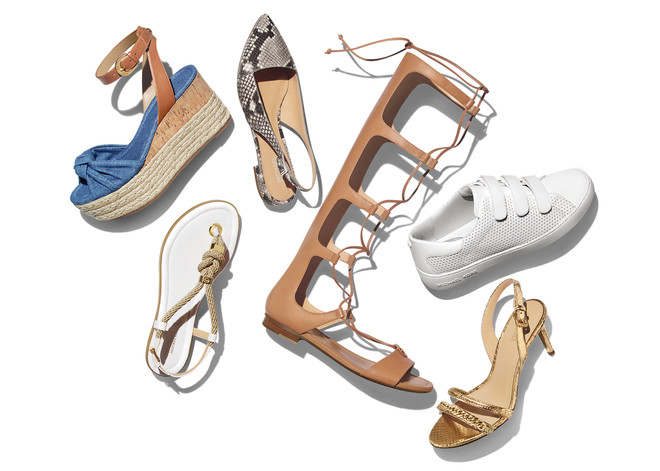 Michael Kors летняя обувь 2016