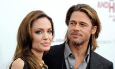 В сеть просочились интимные сообщения Джоли и Питта