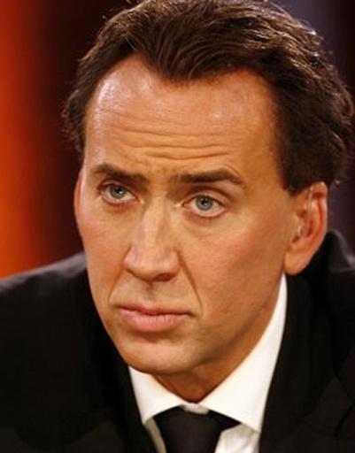 Отцовский инстинкт Николаса Кейджа (Nicolas Cage) сильнее любых страхов и комплексов.