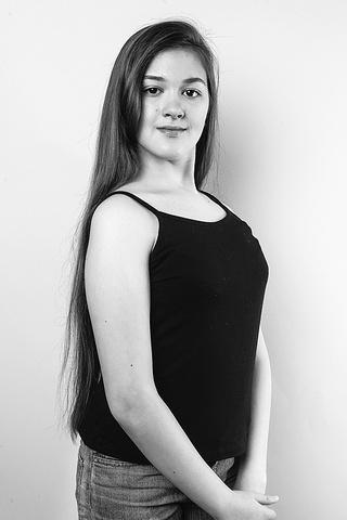 Виктория Шокун, «Топ модель по-детски-2016», фото