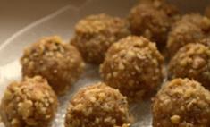 Ореховая помадка: готовим вкусный десерт