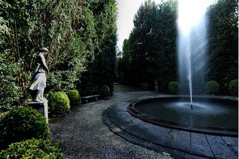 Вилла Марлия в Тоскане станет отелем | галерея [1] фото [4]