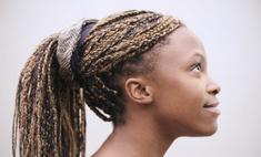 Как плести африканские косички зизи красиво и правильно