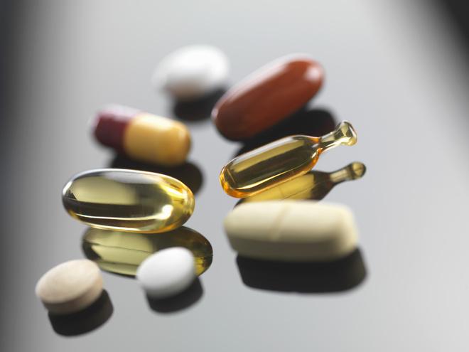 Включение витаминов в таблетки от кисты