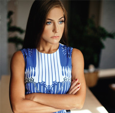 Барановская: «Я стояла перед Андреем на коленях и ревела…»