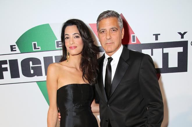 Джордж Клуни сыграет свадьбу с Амаль Аламуддин в Венеции