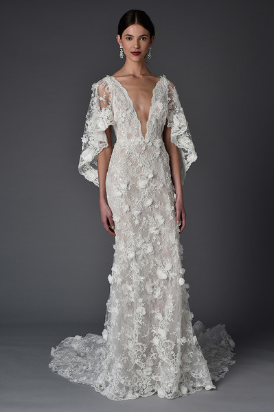 Лучшие коллекции Недели свадебной моды   галерея [1] фото [3]