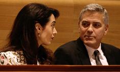 Передумал: чтобы стать отцом, Клуни сделал обратную вазэктомию
