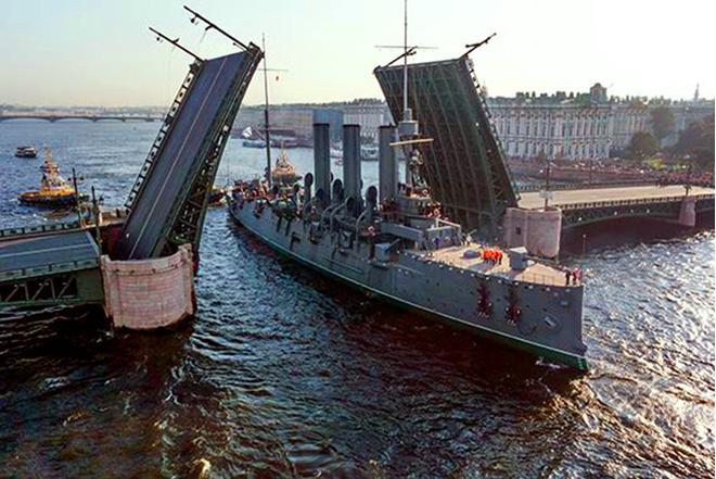 аврора крейсер когда вернется с ремонта 2016