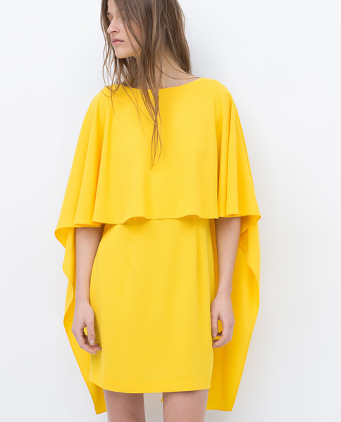Платье Zara, 4999 руб.