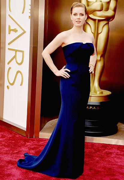 """Эми Адамс на """"Оскаре""""-2014"""