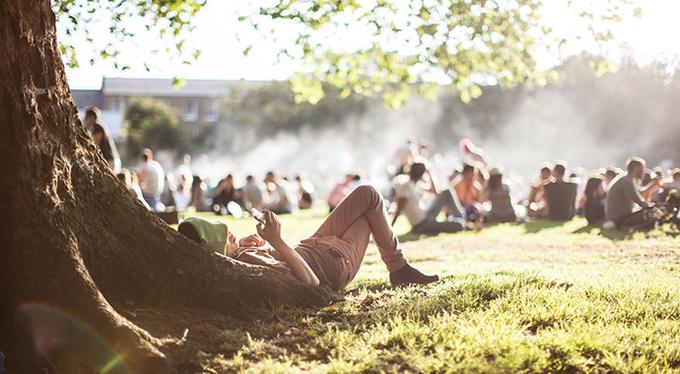 Фестиваль «Однажды в парке»