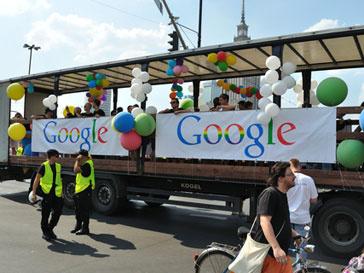 Google встал на борьбу с пиратским контентом