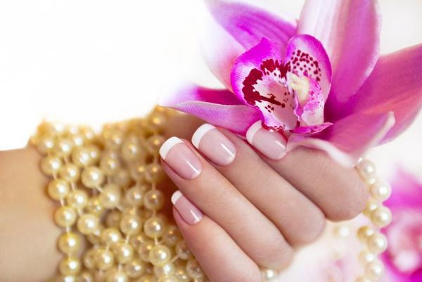 Наращивание ногтей гелем, уход за гелевыми ногтями