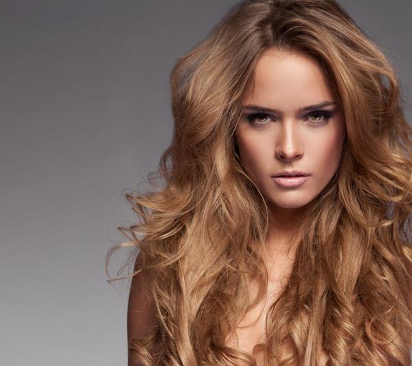 Определение натурального цвета волос