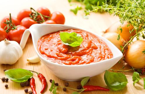 Как улучшить томатный соус
