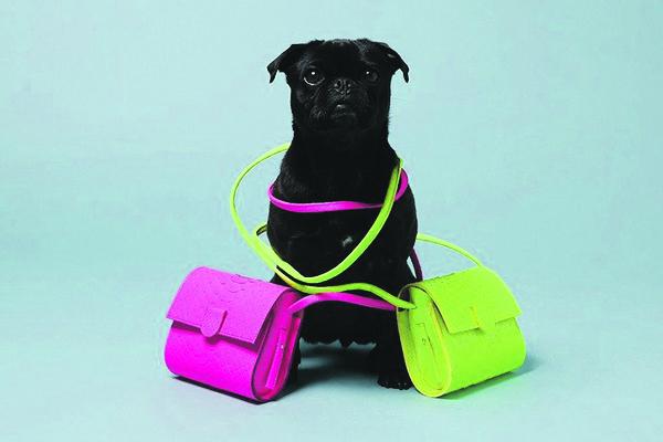 Вам сумочку цвета фуксии или обе?