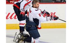 666-я шайба Овечкина в НХЛ. Дьявольски хороша (видео)
