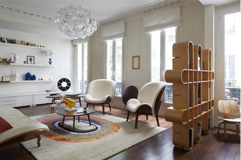 Лучшие интерьеры квартир 2014: вспомнить всё! | галерея [2] фото [7]