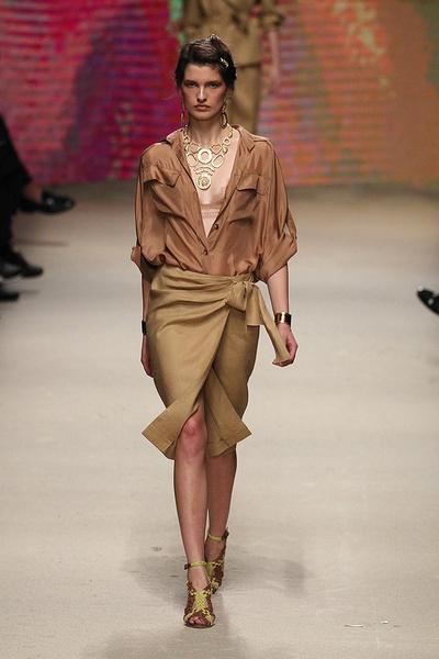 Неделя моды в Милане: день первый   галерея [1] фото [6]