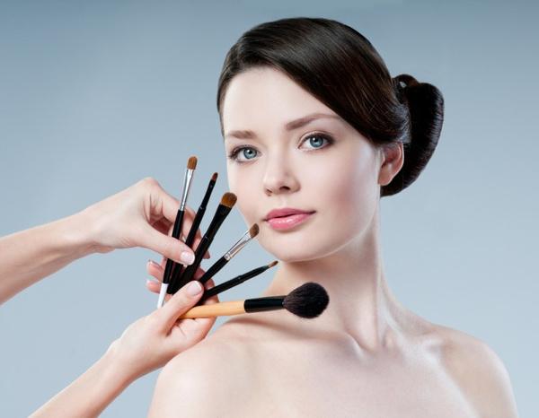 Кисточки для макияжа выбрать