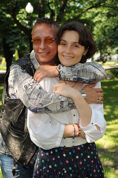 Жена Ивана Охлобыстина фото