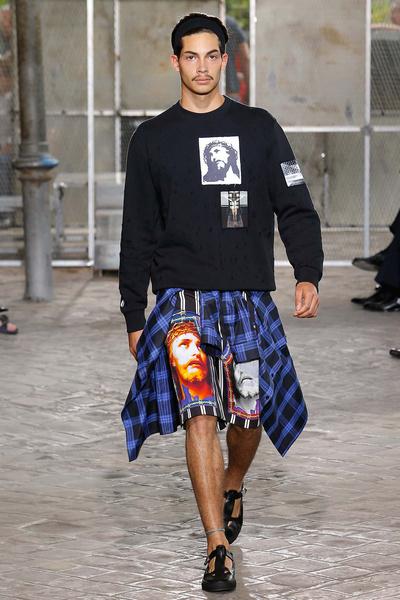 Неделя мужской моды в Париже: лучшие показы | галерея [4] фото [18]