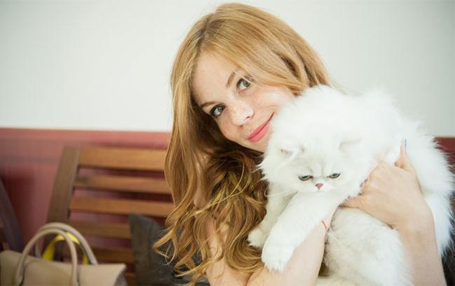 Анастасия Стоцкая пошутила, фото