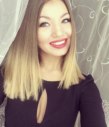 Регина Хисамова