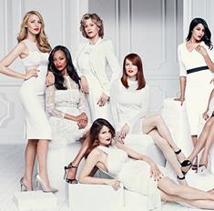 Все модели в одной рекламе L'Oreal