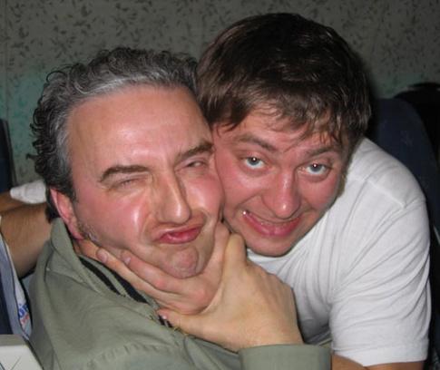 Владимир Шахрин, Дмитрий Брекоткин
