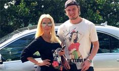 Лера Кудрявцева показала интимные фото мужа