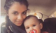 Алиана Гобозова c сыном попала в серьезное ДТП